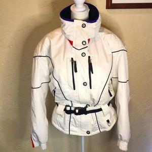 Obermeyer Quartz style ski jacket, women's size 10